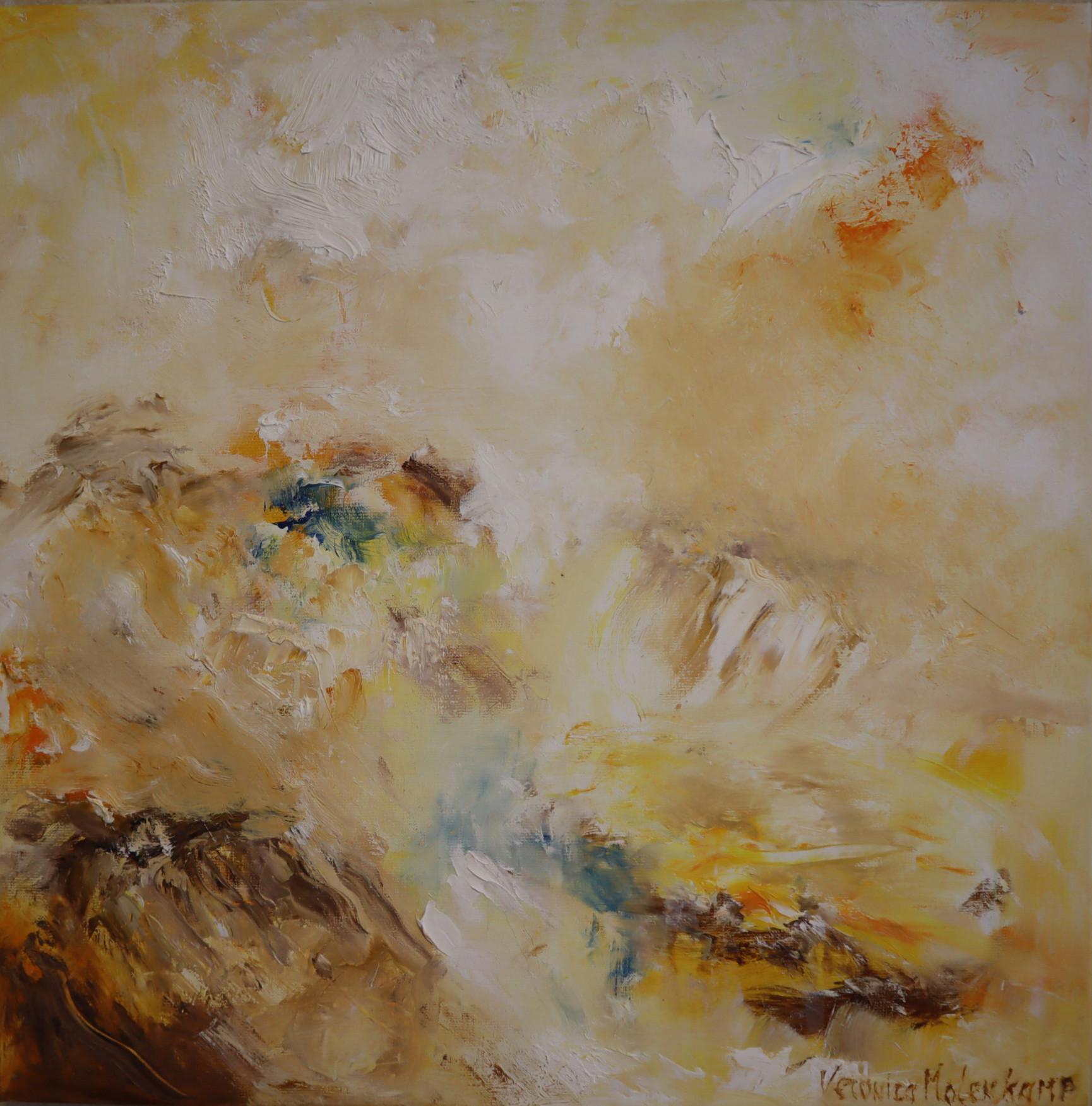 In de duinen (50 x 50)